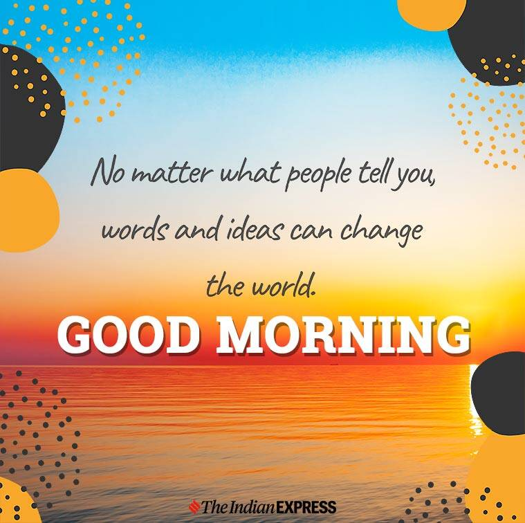 Good Morning Wishes Images Messages Quotes Hd Wallpapers