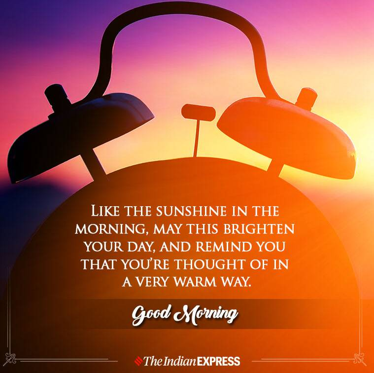 Good Morning Quotes With Pictures In Hindi: Good Morning Wishes Images, Messages, Quotes, HD