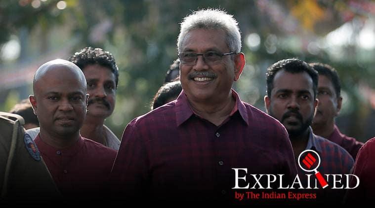 Explained: Sri Lanka's new President, Gotabaya Rajapaksa