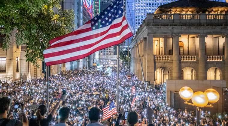 Trump Hong Kong Bill, Hong Kong protests, Hong Kong bill, China Hong Kong Bill, Trump on Hong Kong bill, Hong kong pro-democracy protests