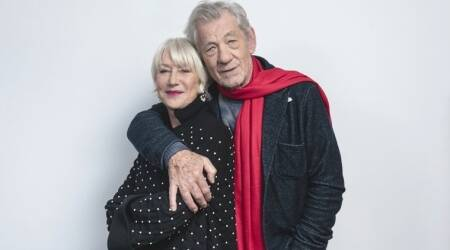 Helen Mirren, Ian McKellan, The Good Liar