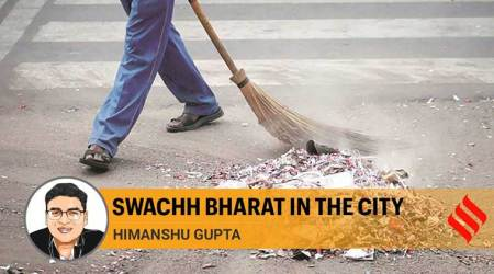 Swachh Bharat: Urban areas require a different approach to end open defecation