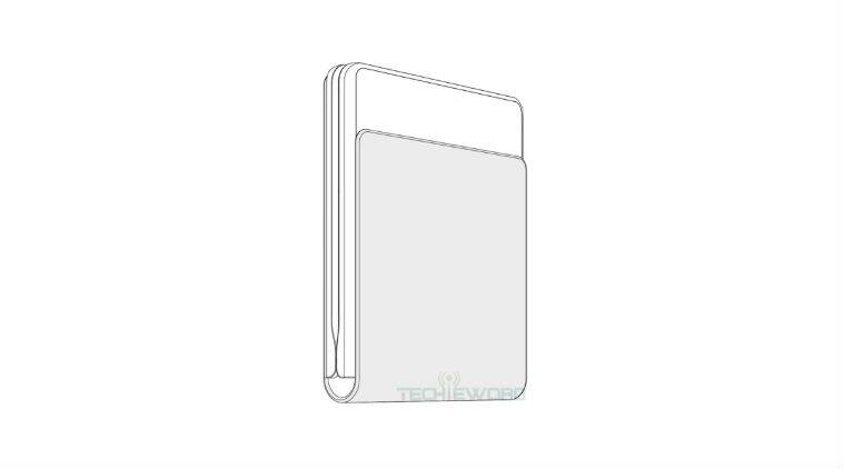 Samsung's next foldable phone could feature a Motorola RAZR-like design