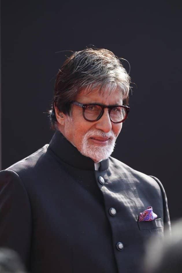 Amitabh Bachchan arrived at IFFI 2019
