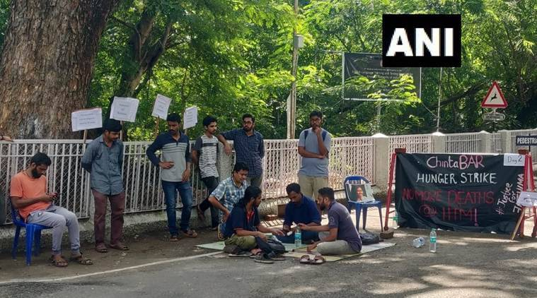 Chennai: IIT-Madras students end indefinite fast over Fathima Latheef's death