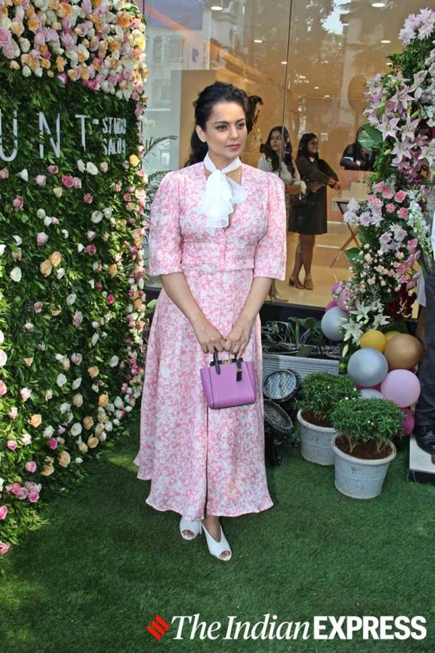 Deepika Pdukone, anushka sharma, kangana rAnaut, alia bhatt, Fashion hits and misses of the week, indian express news