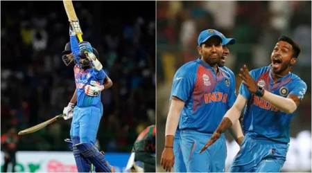 India vs Bangladesh 1st T20I, India vs Bangladesh 2009 T20I, India vs Bangladesh Asia Cup T20, India vs Bangladesh World T20 2016, India vs Bangladesh Nidahas Trophy final, Yuvraj Singh, Dinesh Karthik, Rohit Sharma