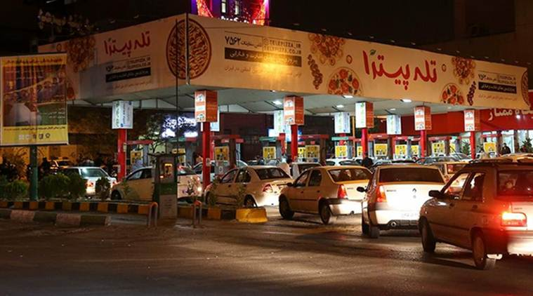 Iran: Protests erupt over shock fuel price hike