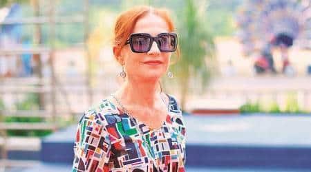 Isabelle Huppert, Isabelle Huppert iffi goa, Isabelle Huppert films, iffi goa 2019, iffi goa film screening