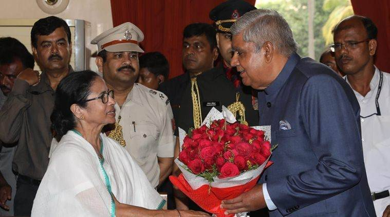 Governor bengal govt spar over singur visit chopper request