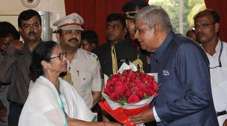 Governor, Bengal govt spar over Singur visit, chopper request