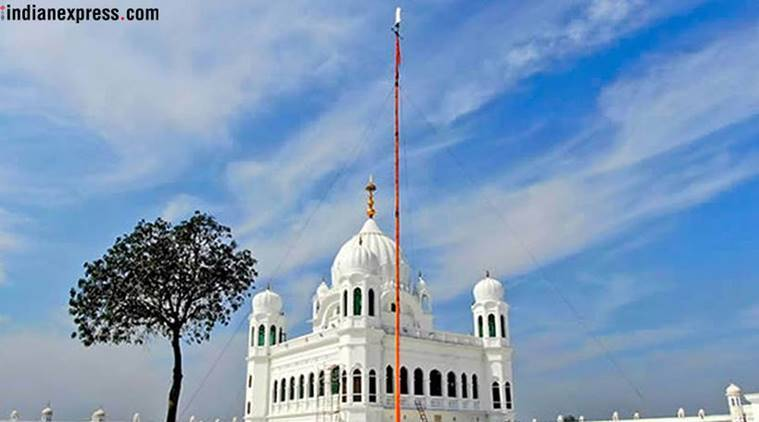 Kartarpur corridor, Gurdwara Darbar Sahib Kartarpur in Pakistan, Madhya Pradesh govt pilgrimage scheme, indian express, latest news