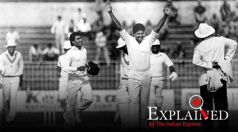 Explained: What was Kapil Dev's greatest knock, the 'real star' of Ranveer's new film '83'?
