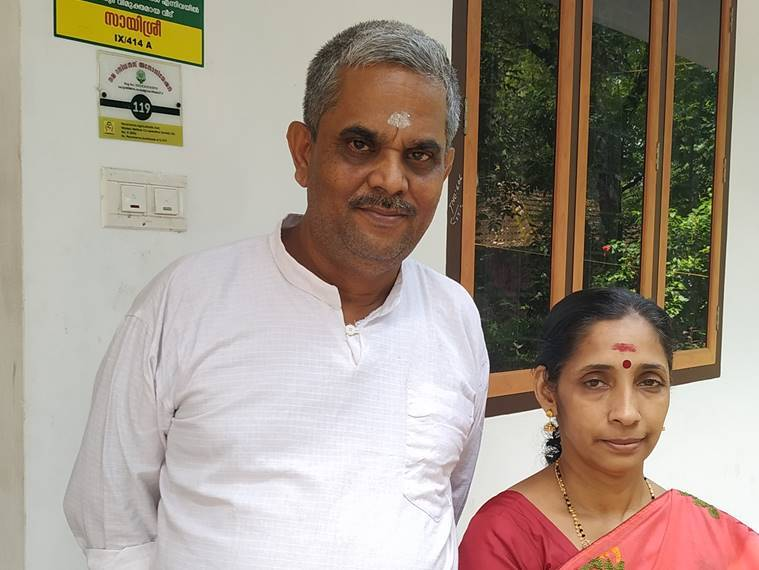 A retired village officer's quest to keep his home plastic-free in Kerala