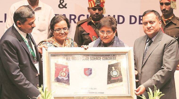 Kiran Bedi praises UP Police for peace after Ayodhya verdict, suggests beat reforms