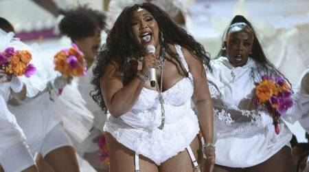Lizzo nominated for Grammys 2020