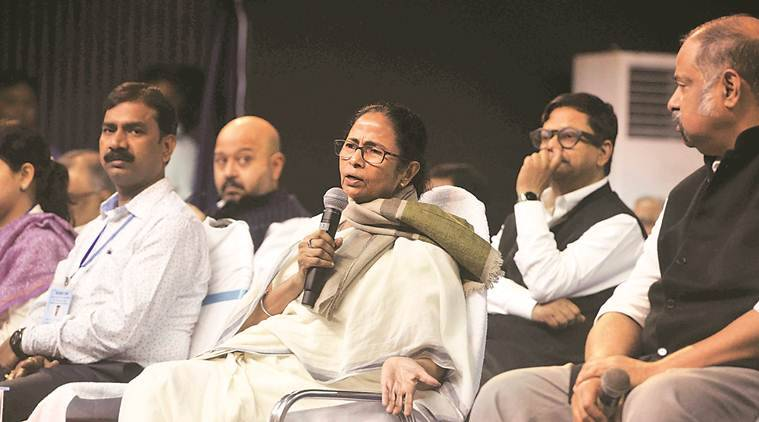 mamata banerjee, bengal cm, kolkata news, mamata on nrc, citizenship proof, ration cards, indian express