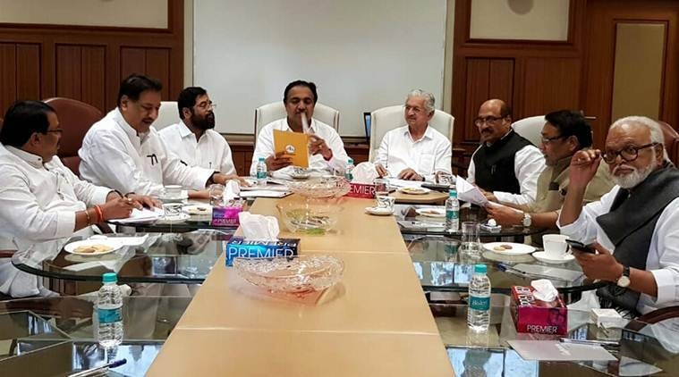 Maharashtra: Sena sits at table with Congress and NCP for a common agenda