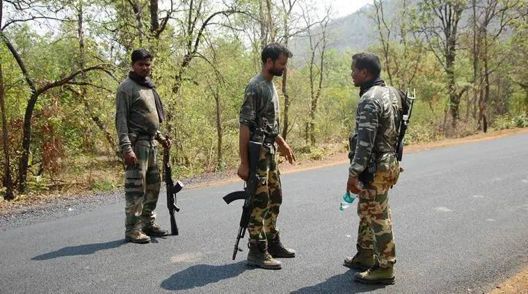 Jharkhand attack, Jharkhand Naxal attack, Jharkhand Maoist attack, India news, Indian Express