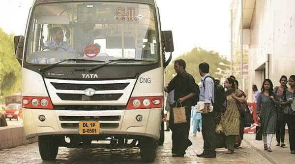Delhi metro, delhi metro buses, delhi metro e-rickshaws, DMRC, indian express, delhi city news
