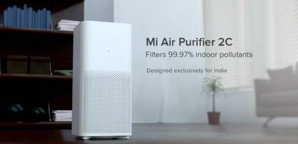 Delhi air pollution, Top five air purifiers, Mi Air Purifier 2C, Dyson Pure Cool Link, Philips AC1215/20 Air Purifier, Honeywell Air Touch A5 Air Purifier, Samsung AX40K3020WU/NA Air Purifier