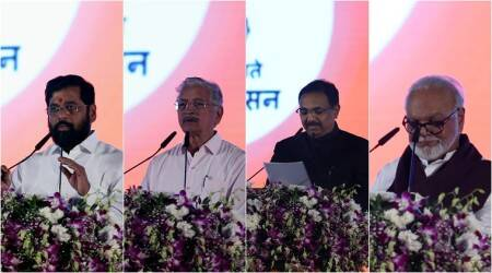 Maharashtra: Meet the six ministers who took oath in Uddhav Thackeray govt