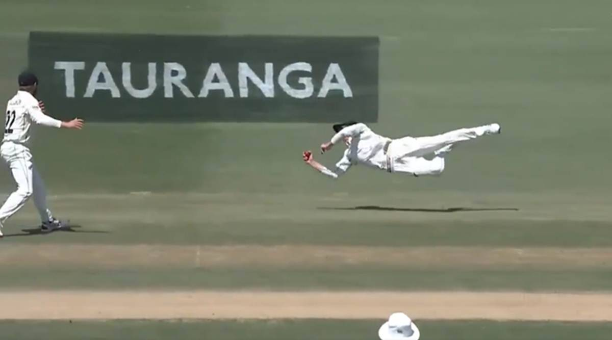 Image result for mitchell santner catch