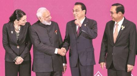 India RCEP, RCEP agreement India, India RCEP agreement withdrawal, Narendra Modi RCEP, Modi on RCEP agreement, Modi ASEAN, ASEAN Summit Modi, modi thailand Indian Express news