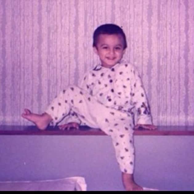 Mohsin Khan baby