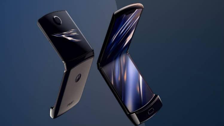 Motorola Razr, Motorola Razr 2019, Moto Razr 2019, Motorola Razr foldable display, Moto Razr 2019 price in India