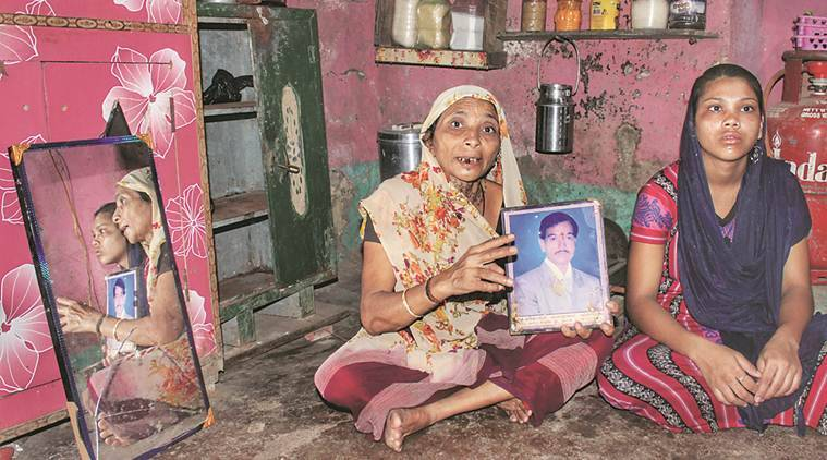 'They hanged Kasab. They should've hanged us too and ended our misery'