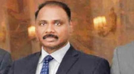 Rajiv Rai Bhatnagar, advisor to G C Murmu, Jammu and Kashmir Lt. Governor, Jammu and Kashmir news, indian express