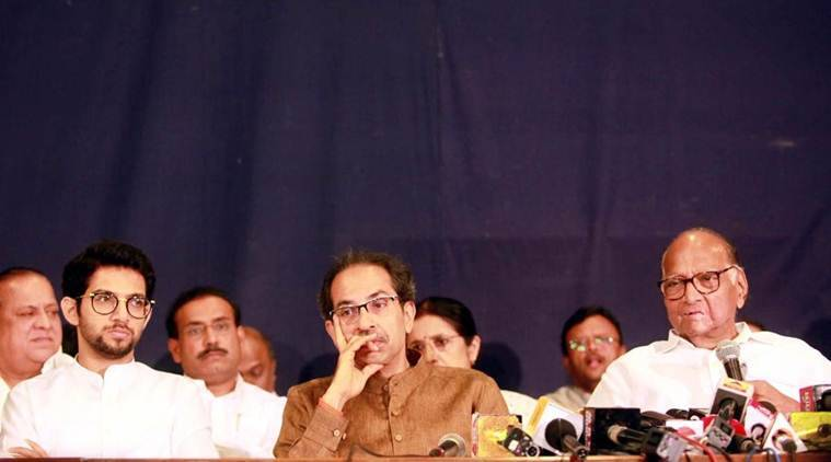 SC to hear Cong, NCP, Shiv Sena's plea against Guv's decision tomorrow