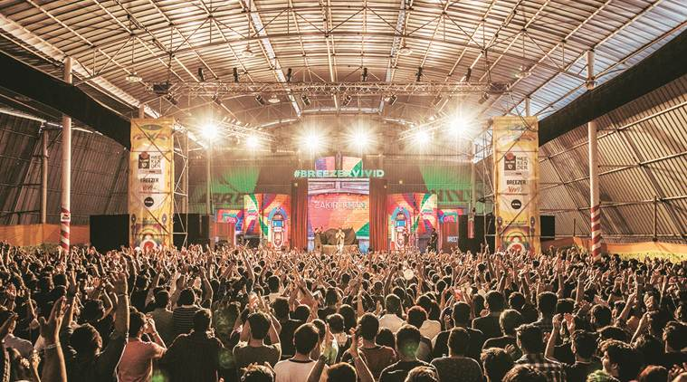 NH7 Weekender, NH7 Weekender gig, NH7 Weekender Festival, Art and Culture, Indian Express