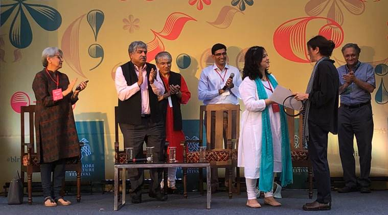 The New India Foundation, amaladevi Chattopadhyay NIF Book Prize, Ornit Shani, Indian Express, Indian Express news