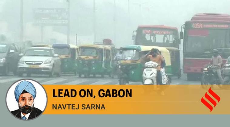 As Delhi chokes on its air, the lessons Gabon, a West African country offers