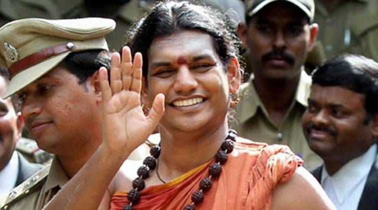 Man alleges abduction of 2 daughters: Gujarat HC notice to police, Nithyananda