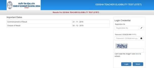 bseodisha.nic.in, OTET result, TET exam, OTET results 2019, odisha tet result, teacher eligibility test results, govt jobs, sarkari naukri, sarkari naukri result, employment news, indian express, indian express jobs, indian express job news