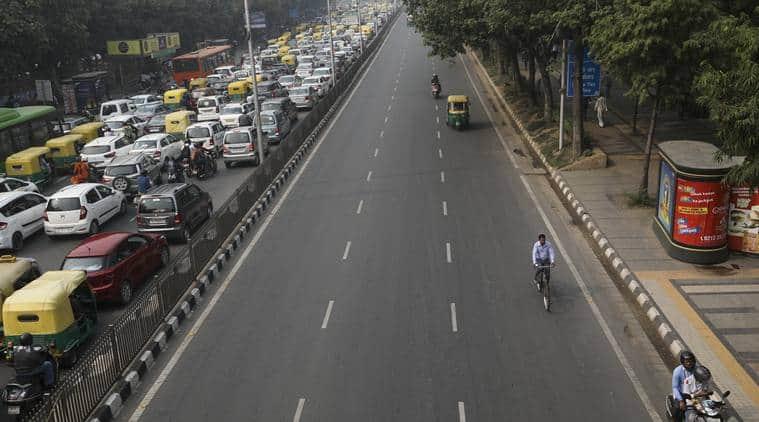 Delhi news, Delhi city news, Delhi odd-even, Delhi pollution, Delhi odd even news, Delhi AAP Kejriwal, Delhi Odd even Kejriwal, Indian Express news