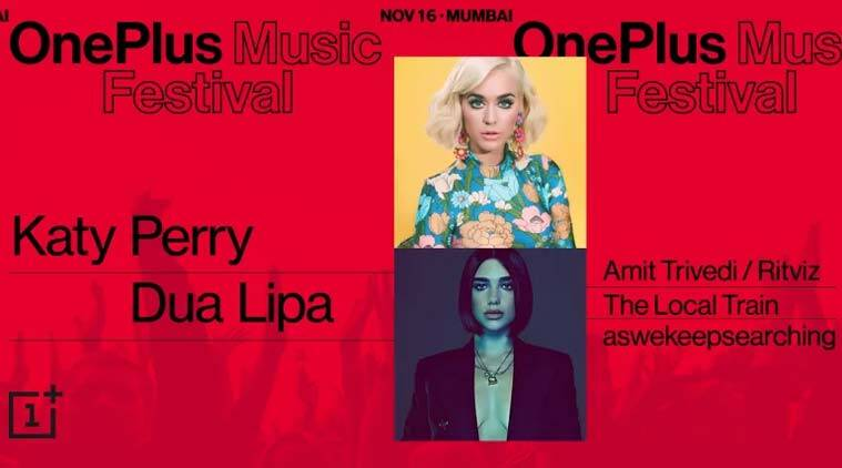 OnePlus, OnePlus Music Festival, OnePlus Music Festival dates, OnePlus Music Festival in Mumbai, OnePlus Music Festival Artist list, OnePlus Music Festival list of artists