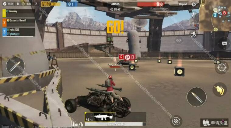 Pubg Mobile Death Race Mode To Launch With 0160 Update