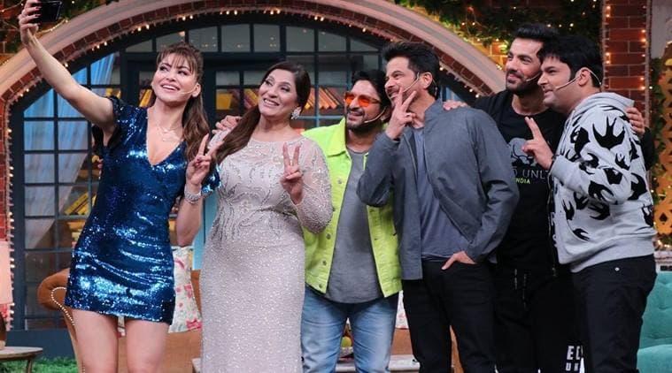 Pagalpanti team promoted the film on The Kapil Sharma Show