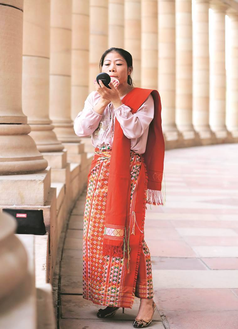 MC Mary Kom, boxer, Eye 2019, Sunday Eye, Indian Express, Indian Express news