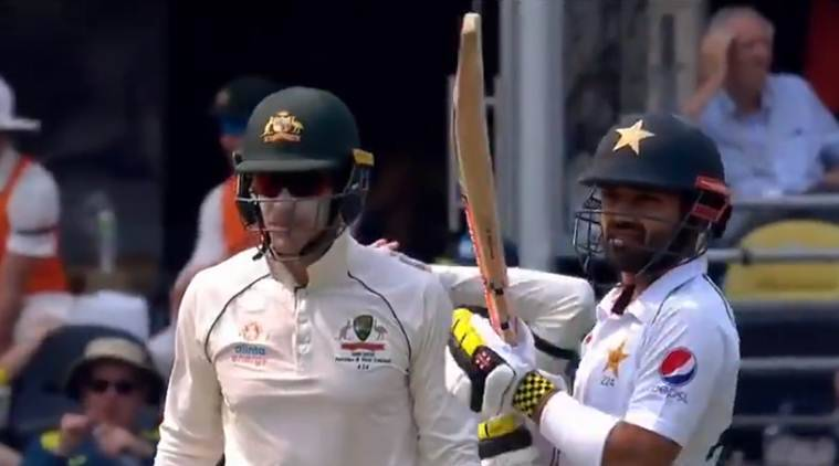 """Watch: """"He smells very nice"""", Tim Paine finds a unique way to sledge Mohammad Rizwan"""
