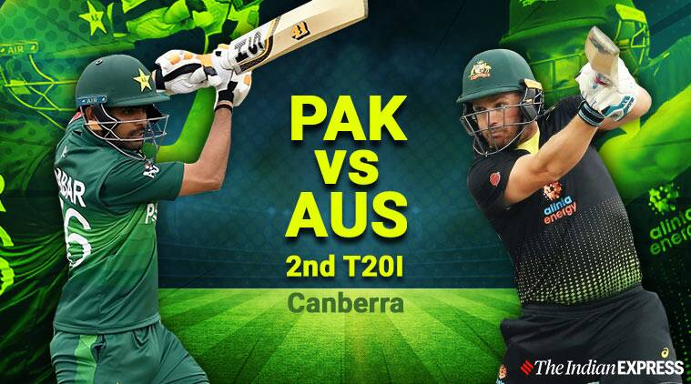 Pakistan vs Australia 2nd T20I Live Cricket Score Online: Pakistan win toss, elect to bat first
