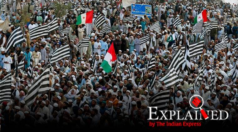Explained: What does the Azadi March in Pakistan signal?