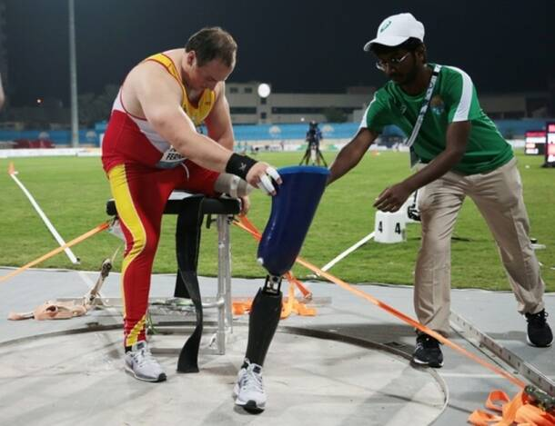 World Para Athletics Championships 2019: People of determination