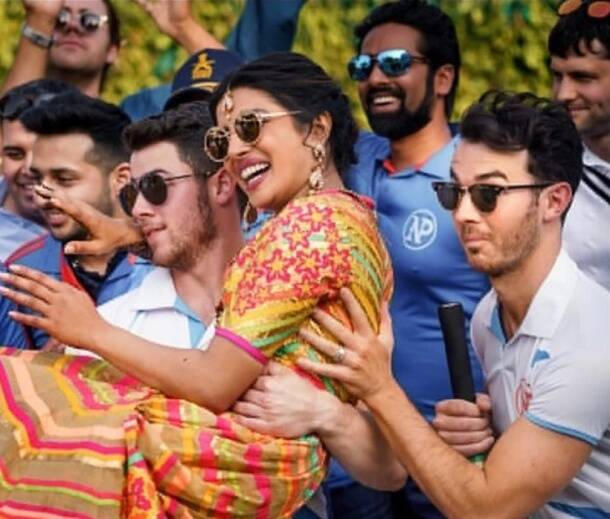 Priyanka Chopra jonas brother