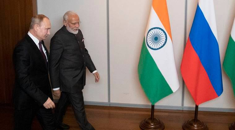 On BRICS sidelines, President Putin invites PM Modi for Victory Day celebrations in Moscow