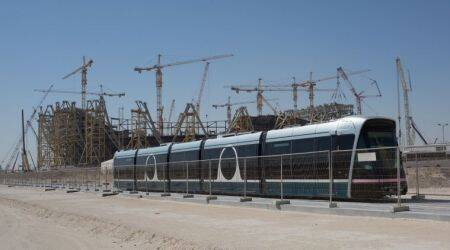 Qatar says it's working to protect laborers from coronavirus